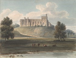 East view of Arundel Castle, Sussex